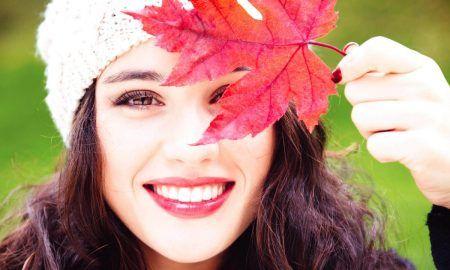грижа за кожата през есента