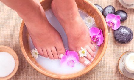 детокс вана за крака