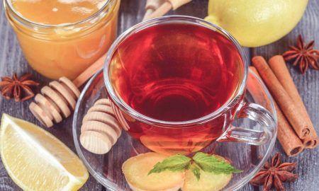 закуски с чай