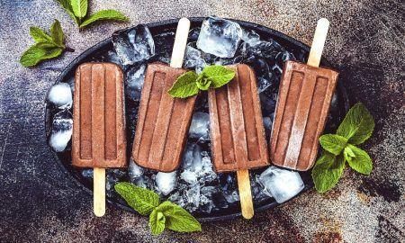 Сладолед с рожков - нискокалорични рецепти
